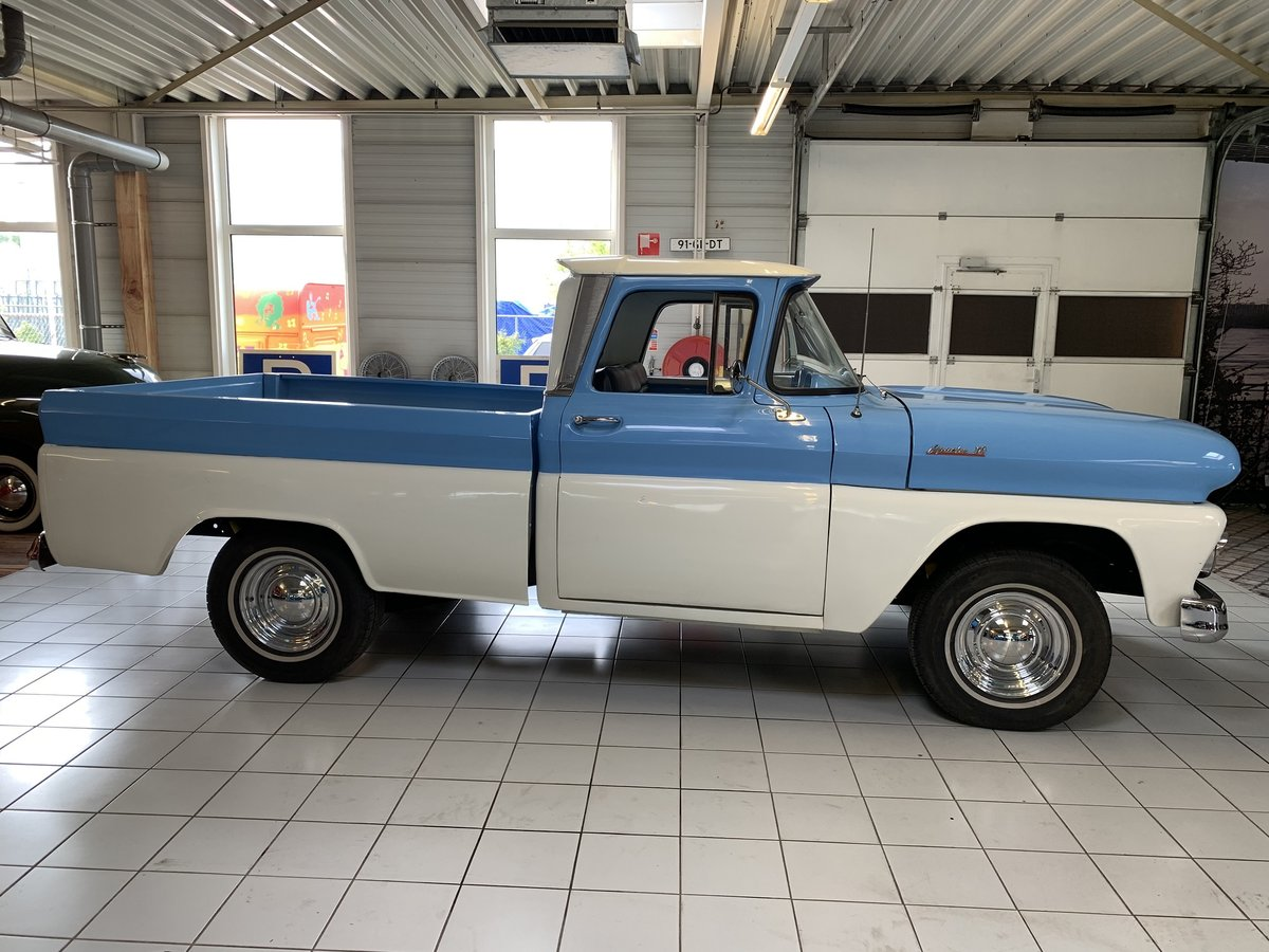 1961 Chevrolet  Pick Up Apache C10 For Sale (picture 3 of 6)
