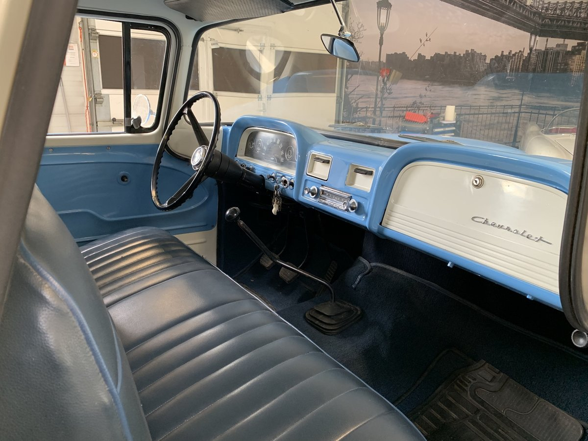 1961 Chevrolet  Pick Up Apache C10 For Sale (picture 5 of 6)