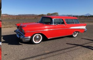 1957 Chevrolet Nomad - Lot 660 For Sale by Auction