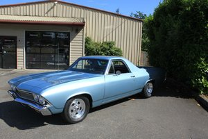 1968 Chevrolet El Camino - Lot 935 For Sale by Auction