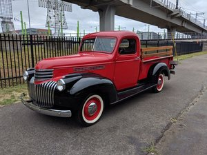 1946 Chevrolet Regular Cab - Lot 945 For Sale by Auction