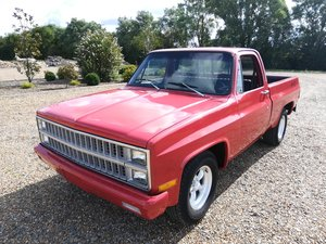 1981 Chevrolet c10 truck 383 stroker new florida import