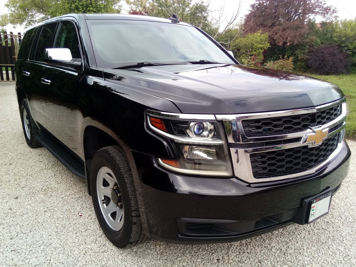 2016 chevrolet tahoe ppv 4X4 8 passanger For Sale (picture 2 of 6)