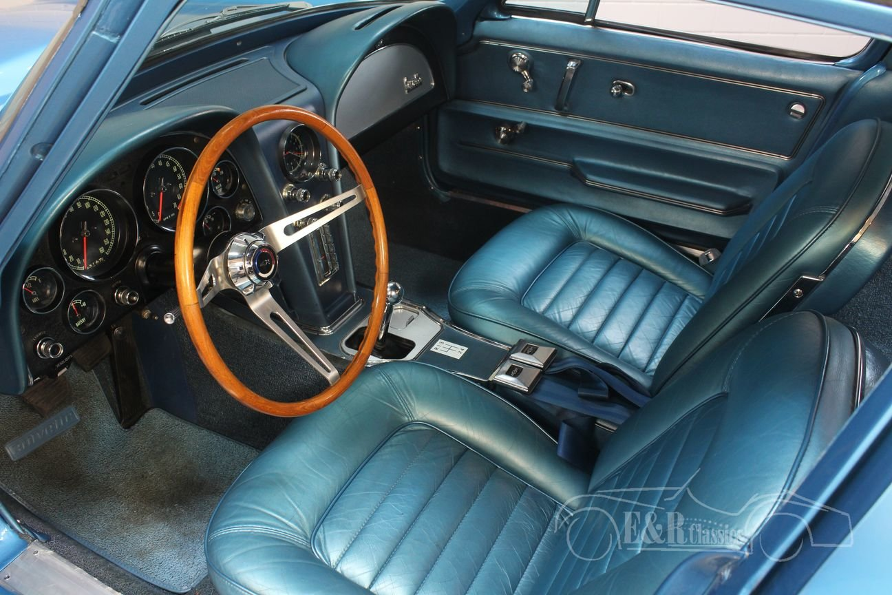 Chevrolet Corvette C2 1966 Big Block V8 For Sale (picture 3 of 6)
