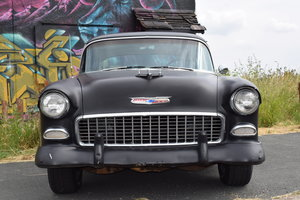 1955 Chevrolet Bel Air 350CID V8 3-Speed Automatic For Sale