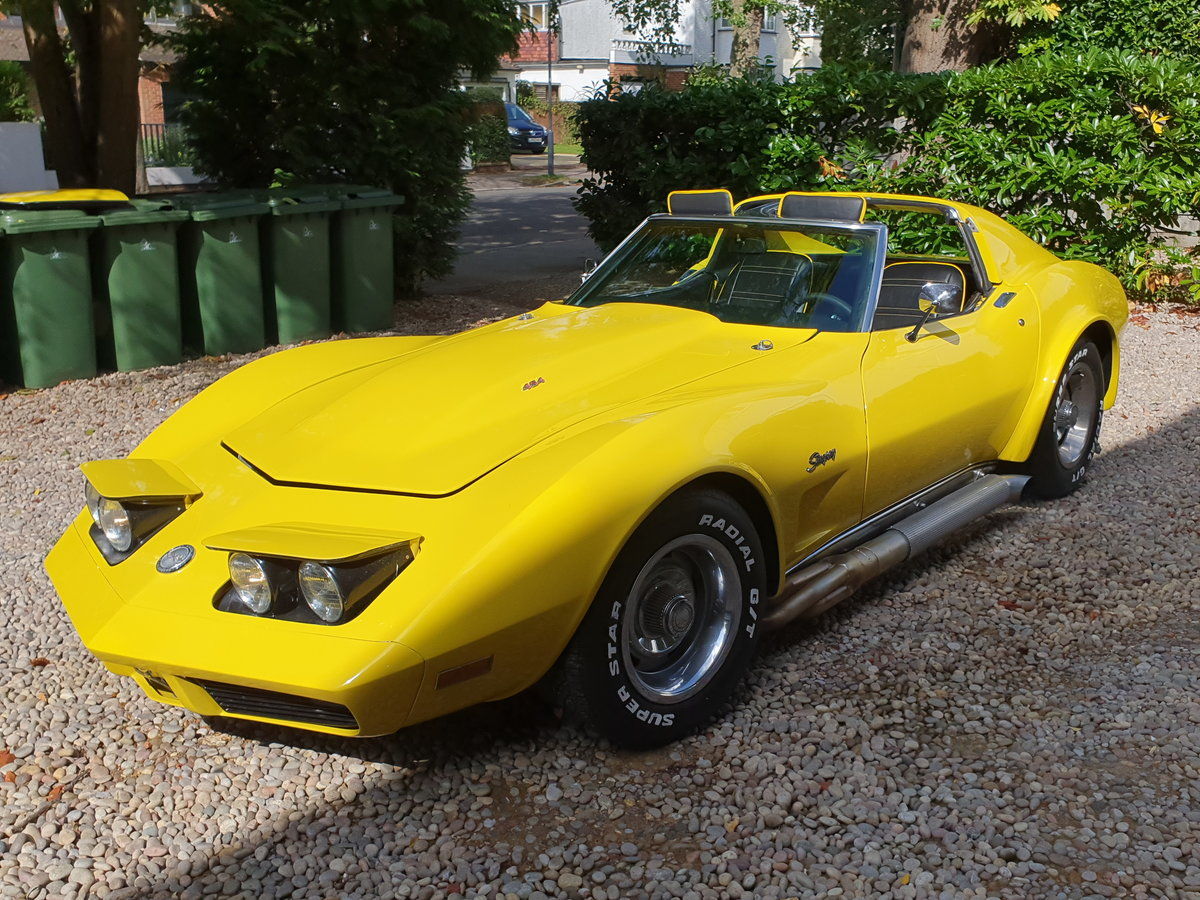 1974 Excellent 454 Manual Ultra Rare. Drives As New SOLD (picture 1 of 6)