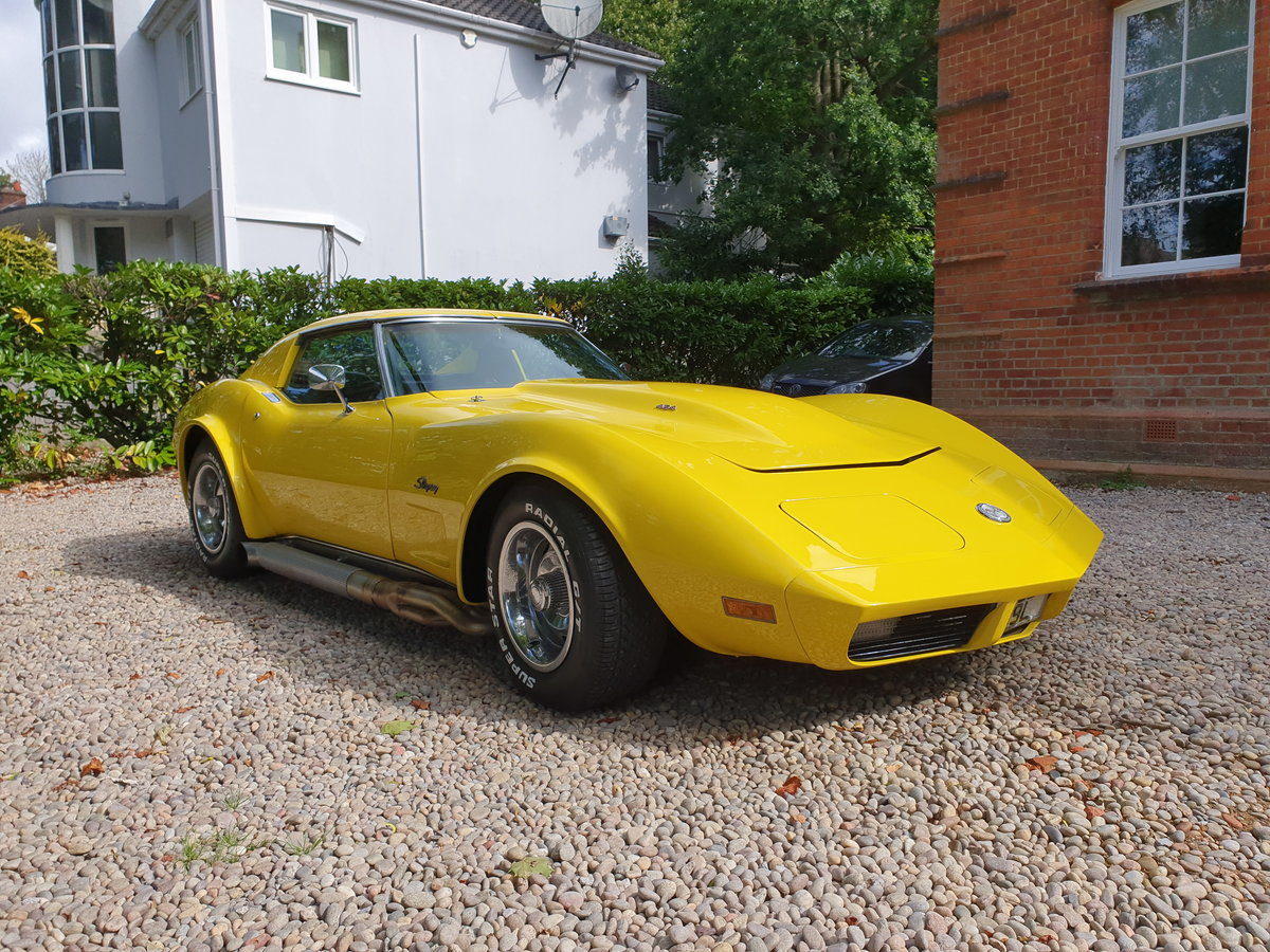 1974 Excellent 454 Manual Ultra Rare. Drives As New SOLD (picture 3 of 6)