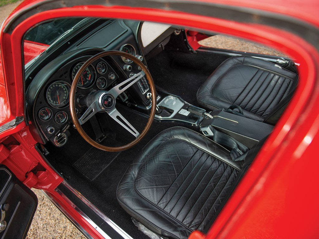 1967 Chevrolet Corvette Sting Ray 427 Coupe  For Sale by Auction (picture 4 of 6)