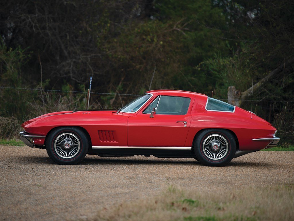 1967 Chevrolet Corvette Sting Ray 427 Coupe  For Sale by Auction (picture 5 of 6)