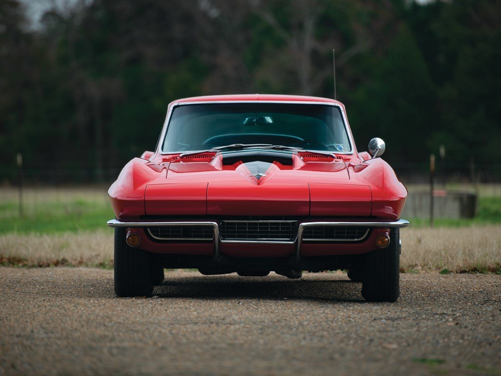 1967 Chevrolet Corvette Sting Ray 427 Coupe  For Sale by Auction (picture 6 of 6)