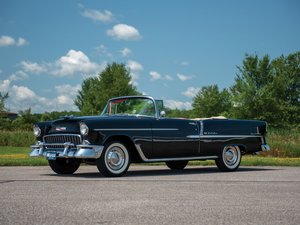 1955 Chevrolet Bel Air Convertible  For Sale by Auction