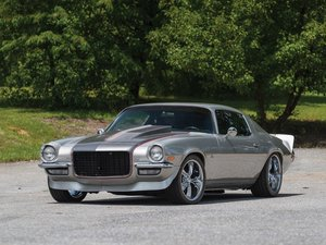 1972 Chevrolet Camaro SS Restomod  For Sale by Auction