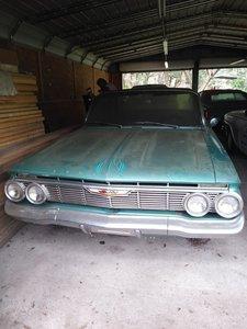 1961 Chevrolet Biscayne (St Augustine, Fl) $44,900 obo
