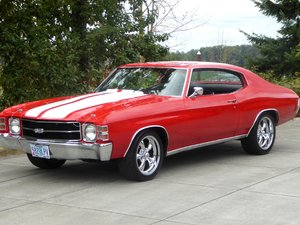 1972 Chevy Chevelle SS Super Sport 350 Auto 38k miles $21.5k For Sale