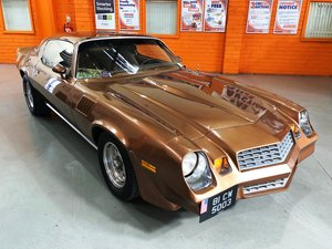 1981 Chevrolet Camaro 5.0 LHD Z28 Coupe Automatic For Sale by Auction