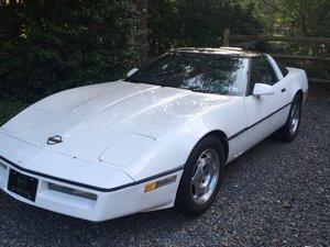 1986 Chevrolet Corvette really nice car For Sale