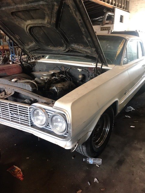 1961 Chevrolet Biscayne (St Augustine, Fl) $24,900 obo For Sale (picture 1 of 6)
