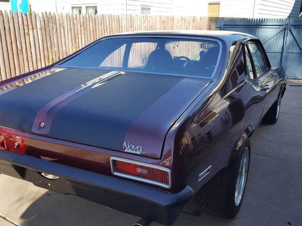 1971 Chevrolet Nova (Buffalo, NY) $22,500 obo For Sale (picture 2 of 6)