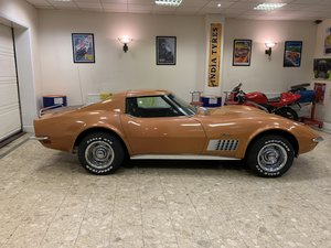 1972 Corvette Stingray 350 Auto For Sale