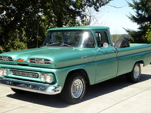 1961 Chevy APACHE Pick-Up Truck = Fast Mods V-8 Auto $obo