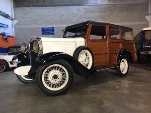 "1930 Chevrolet ""Woody"" Station Wagon"