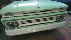 1962 Auto Chevy C10 V8 For Sale