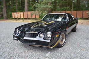 1979 Chevrolet Camaro Z28 - Lot 947