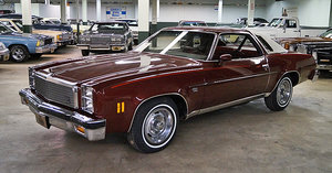 1976 Chevrolet Chevelle Malibu - Lot 949 For Sale by Auction