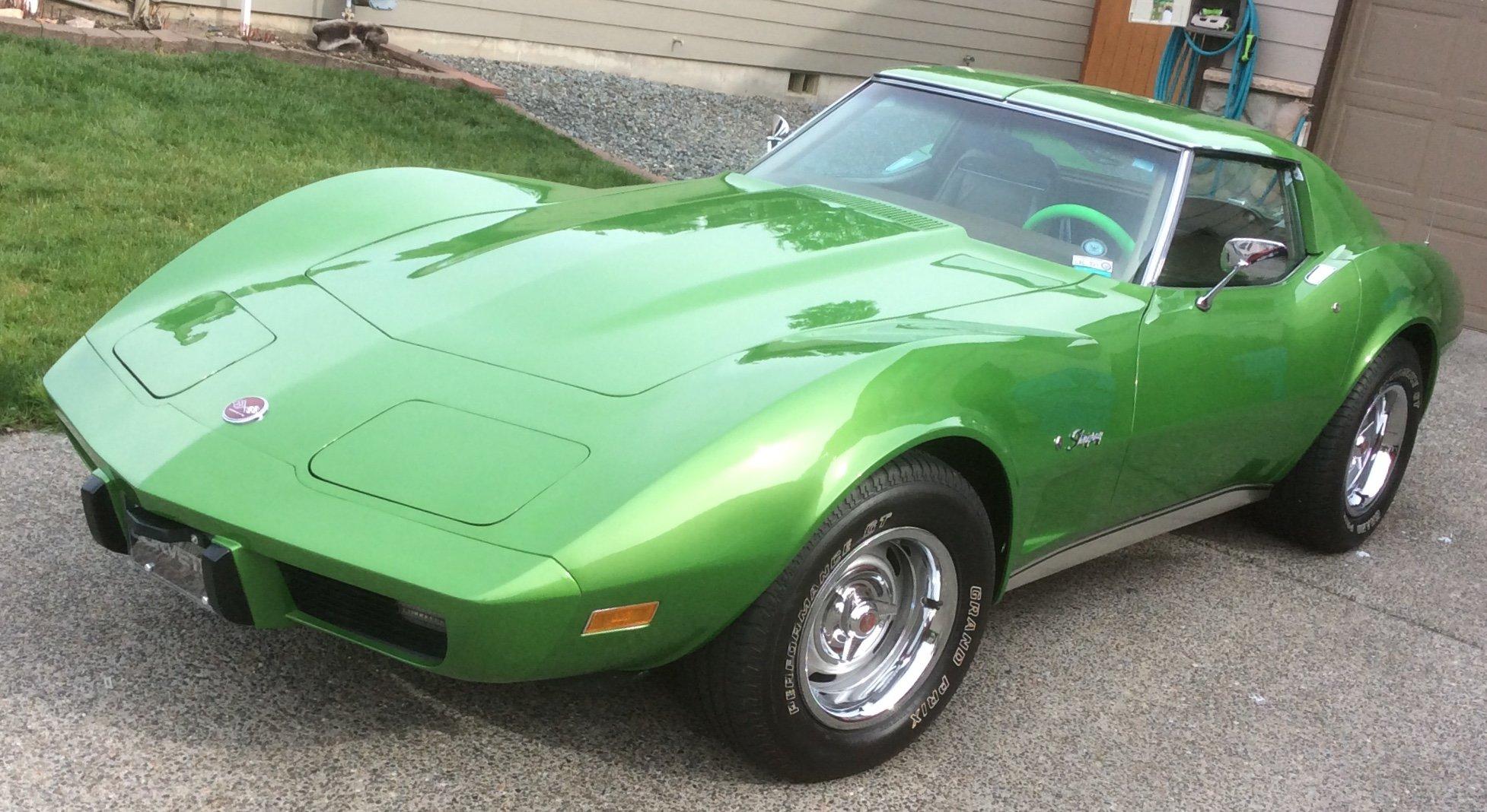 1975 Chevrolet Corvette Coupe For Sale (picture 1 of 4)