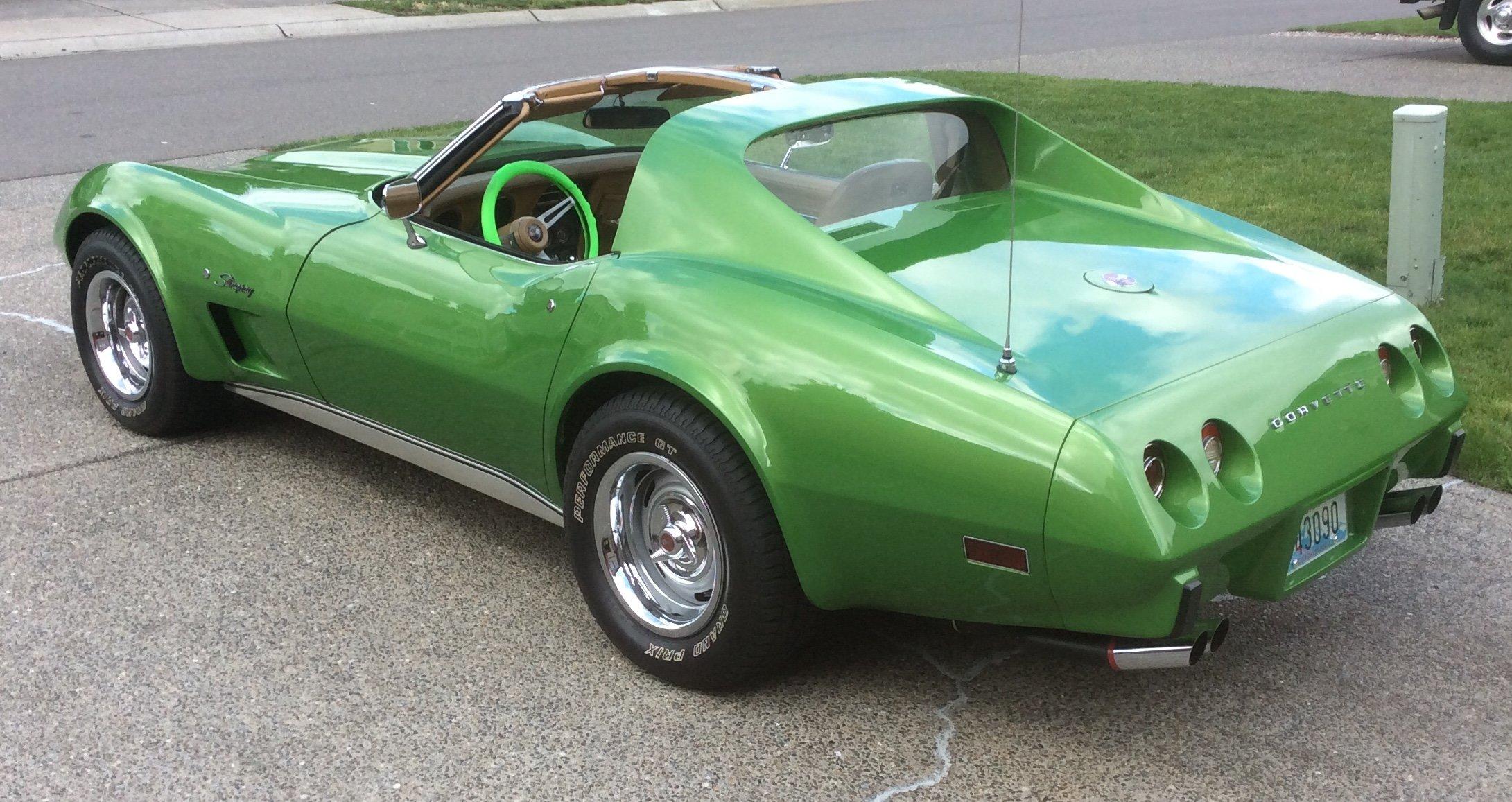 1975 Chevrolet Corvette Coupe For Sale (picture 2 of 4)