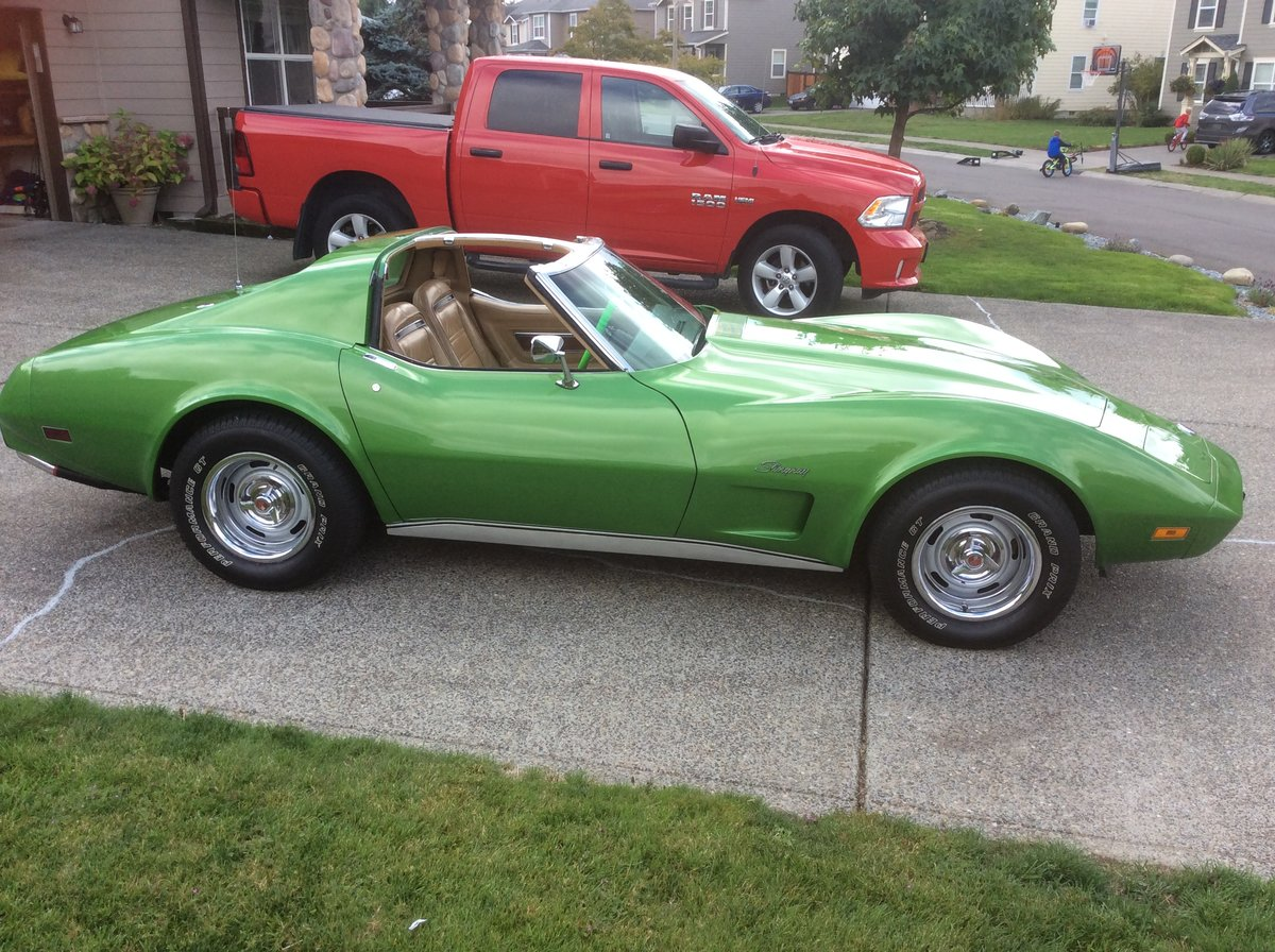 1975 Chevrolet Corvette Coupe For Sale (picture 3 of 4)