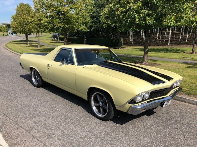 1968 Chevrolet El Camino For Sale (picture 1 of 6)