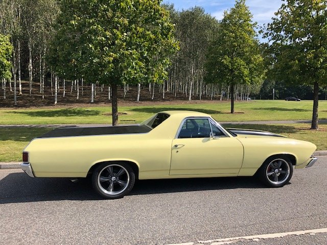1968 Chevrolet El Camino For Sale (picture 2 of 6)