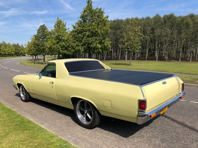 1968 Chevrolet El Camino For Sale (picture 3 of 6)