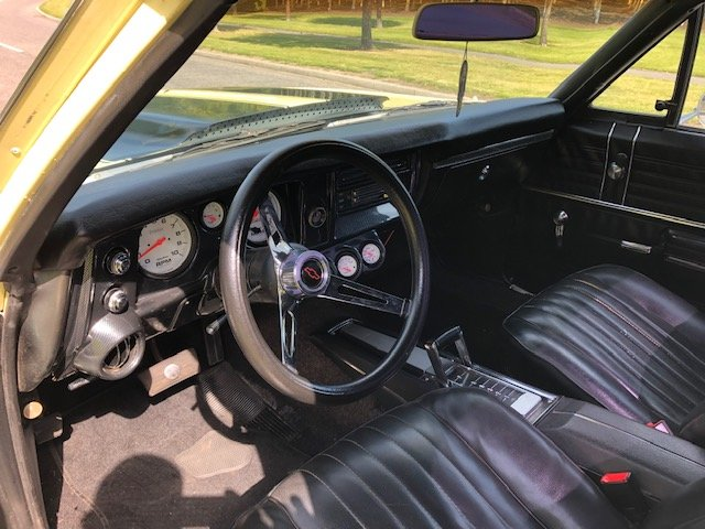 1968 Chevrolet El Camino For Sale (picture 4 of 6)