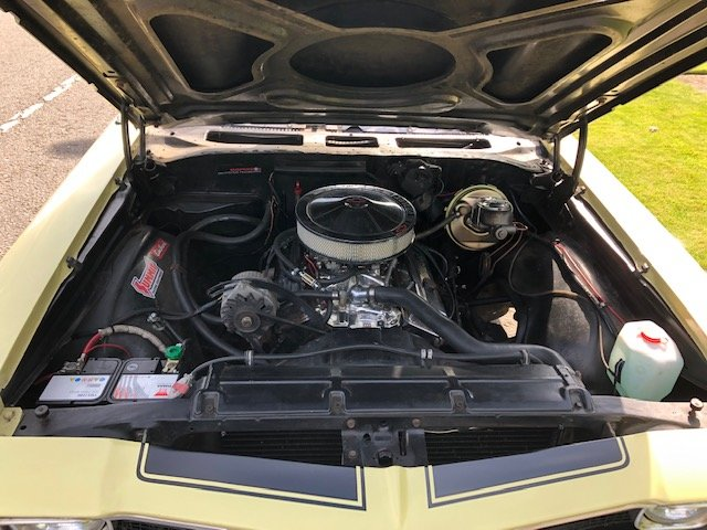 1968 Chevrolet El Camino For Sale (picture 5 of 6)