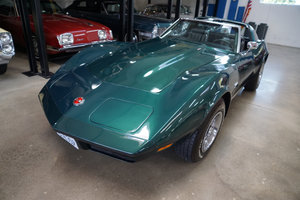 1973 Chevrolet Corvette 454/275HP V8 4 spd manual For Sale