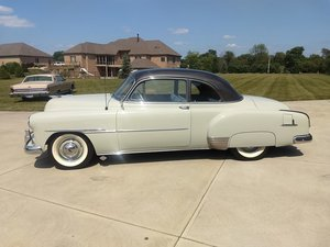 1951 Chevrolet Two-Door Coupe DeLuxe  For Sale by Auction