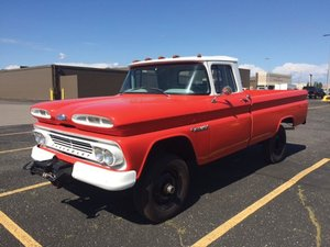 1960 Chevrolet K20 Pickup  For Sale by Auction