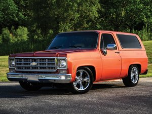 1978 Chevrolet Blazer  For Sale by Auction