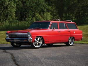 1966 Chevrolet Nova Wagon  For Sale by Auction