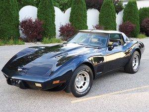 1979 Chevrolet Corvette Coupe  For Sale by Auction