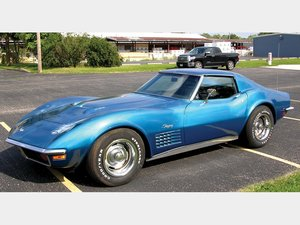 1972 Chevrolet Corvette Stingray LS5 Coupe