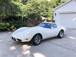 1977 Chevrolet Corvette Coupe  For Sale by Auction