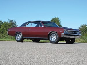 1967 Chevrolet Chevelle SS  For Sale by Auction