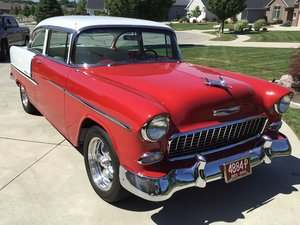 1955 Chevrolet Bel Air  For Sale by Auction