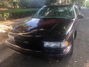 1995 Chevrolet Impala SS  For Sale by Auction