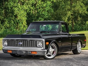 1971 Chevrolet C10 Pickup  For Sale by Auction