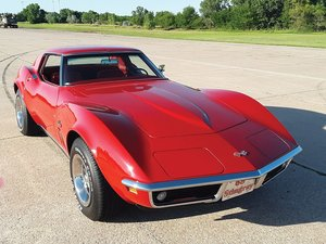 1968 Chevrolet Corvette Stingray Coupe  For Sale by Auction