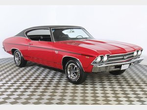 1969 Chevrolet Malibu Chevelle Sport Coupe  For Sale by Auction